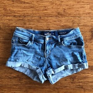 Hollister Jean Shorts Size 1